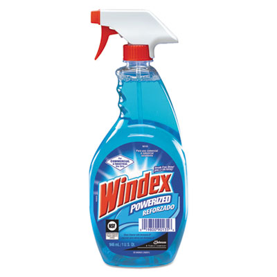 Windex® Powerized Glass Cleaner with Ammonia-D®