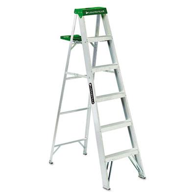 Louisville® Aluminum Step Ladder
