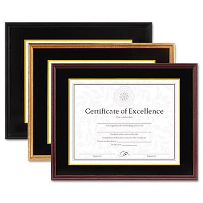 DAX® Hardwood Document/Certificate Frame