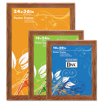 DAX® Traditional Stepped Profile Poster Frame
