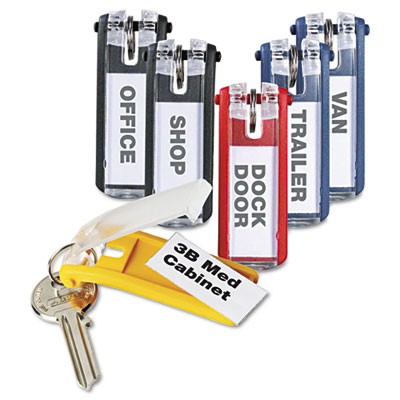 Durable® Key Tags for Durable® Key Systems