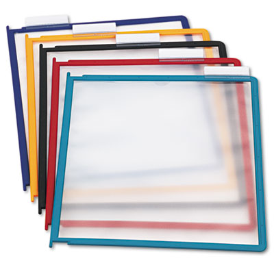 Durable® InstaView® Desk Reference System Replacement Panels