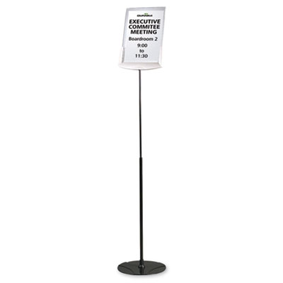 Durable® Sherpa® Infobase Sign Stand