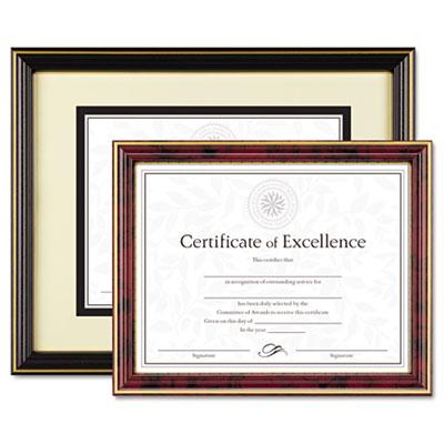 DAX® Gold-Trimmed Document Frame