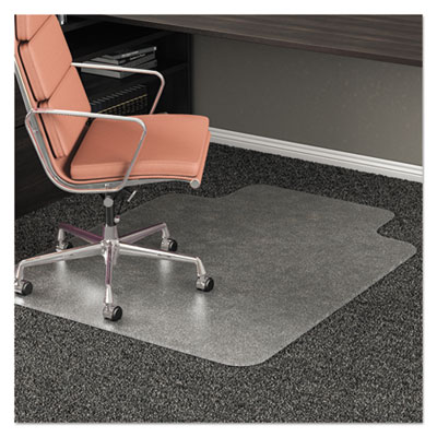 deflecto® RollaMat® Frequent Use Chairmat for Medium Pile Carpeting
