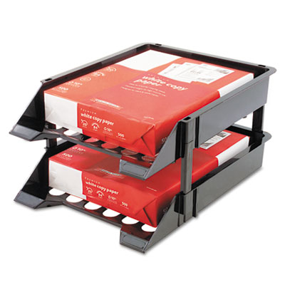 deflecto® Super Tray® Unbreakable Countertop Tray Set