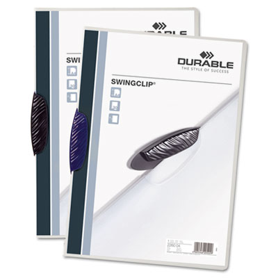 Durable® Swingclip™ Clear Report Cover