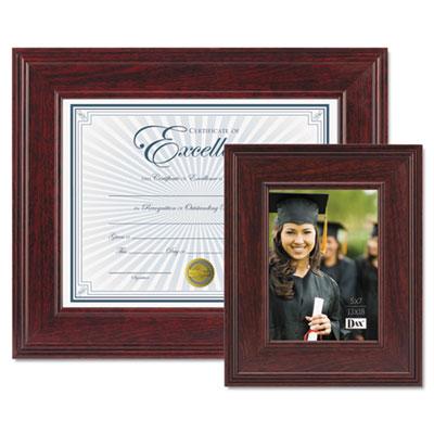DAX® Executive Mahogany Document Frame
