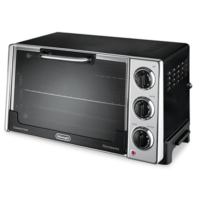 DeLONGHI Rotisserie Convection Toaster Oven