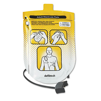 Defibtech Lifeline AED® Adult Defibrillation Pads