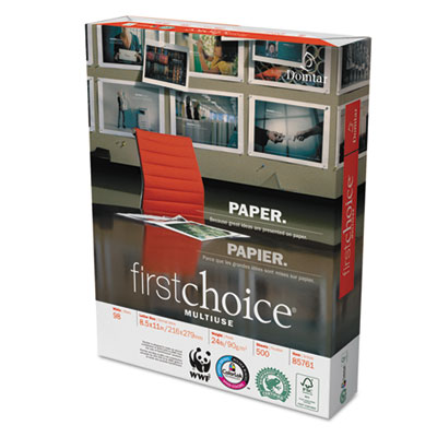 Domtar First Choice® MultiUse Premium Paper