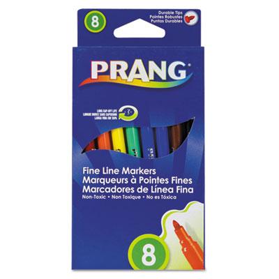 Prang® Fine Line Markers