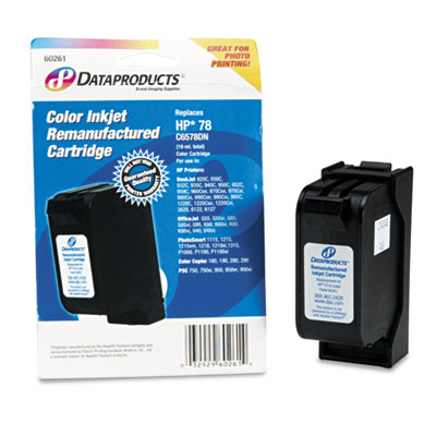 Dataproducts® 60261 Remanufactured Inkjet Cartridge