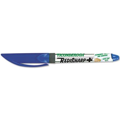 Ticonderoga® RediSharp+® Permanent Marker
