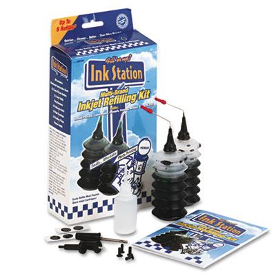 Dataproducts® 60390 InkStation Multi-Brand Refilling Kit