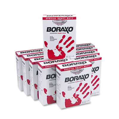 Boraxo® Heavy-Duty Powdered Hand Soap