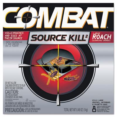 Combat® Source Kill Large Roach Bait Station