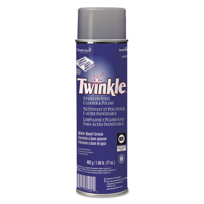 Twinkle® Stainless Steel Cleaner & Polish