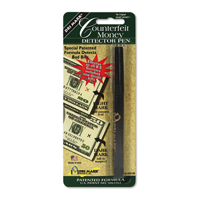 Dri-Mark® Smart Money® Pen