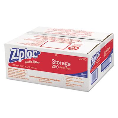Ziploc® Double Zipper Storage Bags