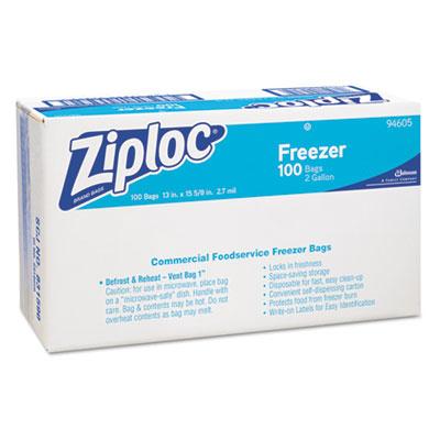 Ziploc® Commercial Resealable Freezer Bags