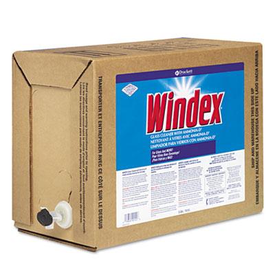 Windex® Powerized Formula™ in Bag-in-Box Dispenser