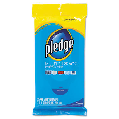 Pledge® Multi-Surface Cleaner Wipes