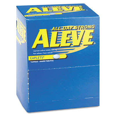 Aleve® Pain Reliever Tablets