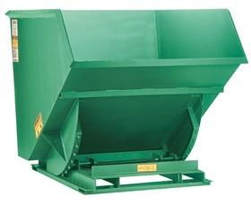 6000 (lbs) HEAVY DUTY  SELF DUMPING HOPPERS: 1 to 2.5 Cu. Yds