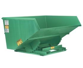 6000 (lbs) LARGE VOLUME, LOW PROFILE SELF DUMPING HOPPERS: 2.5 Cu. Yds. 3 Cu. Yds. and 3.5 Cu. Yds.