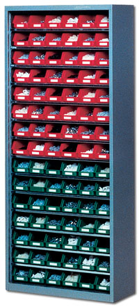 Plastic Parts Bin Cabinets Nationwide Industrial Supply - Parts cabinets