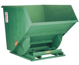 6000 (lbs) and 10,000 (lbs) LARGE VOLUME SELF DUMPING HOPPERS: 3, 4, 5, 6, 8 and 10 Cu. Yds