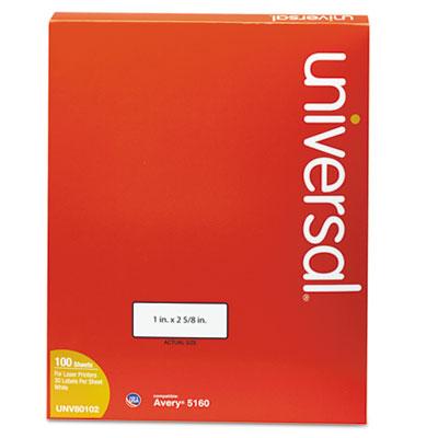 Universal® White Labels