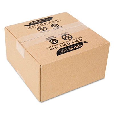 Caremail® 100% Recycled Brown Storage/Mailing Box