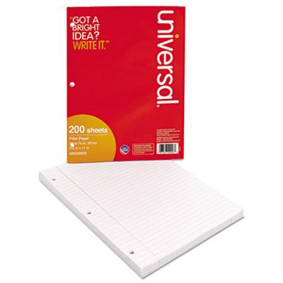 Universal® Filler Paper