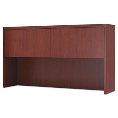 Mayline® Aberdeen® Series Wood Door Hutch