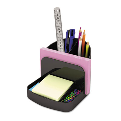 Universal® Recycled Plastic Deluxe Desk Organizer