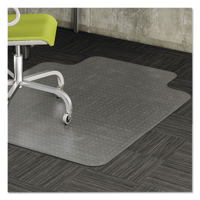 Universal® Studded Chair Mat for Low Pile Carpet