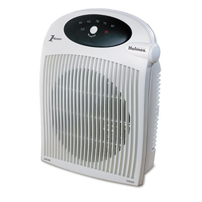 Holmes® Heater Fan with ALCI Safety Plug
