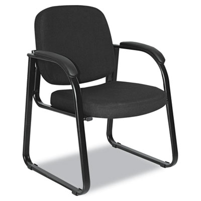 Alera® Genaro Series Half-Back Sled Base Guest Chair