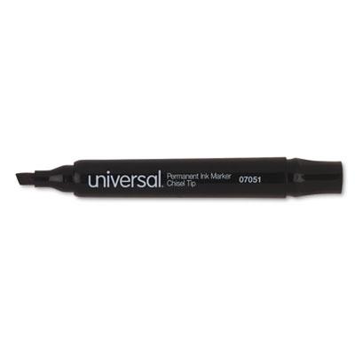 Universal® Chisel Tip Permanent Marker