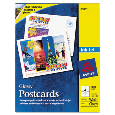 Avery® Postcards