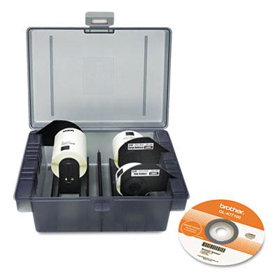 Brother® QLKit-100 Get Inspired Starter Kit