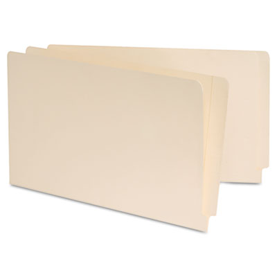 Universal One™ Reinforced End Tab Folders