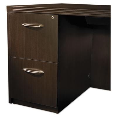 Mayline® Aberdeen® Series File Pedestal for Credenza