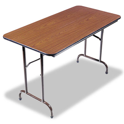 Alera® Wood Folding Table