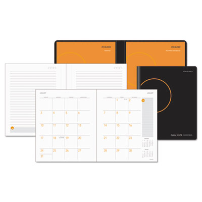 AT-A-GLANCE® Monthly Planner and Notebook