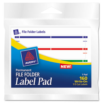 Avery® Label Pads