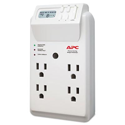 APC® Power-Saving Timer Essential SurgeArrest Surge Protector