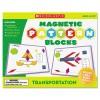 Scholastic Magnetic Pattern Blocks